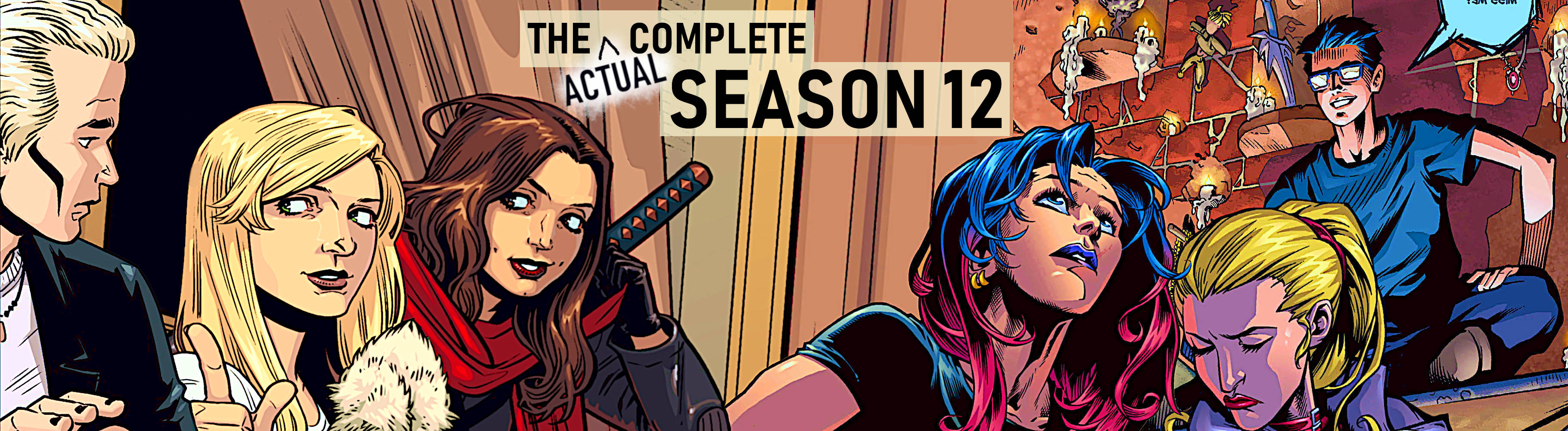 The (actual) Complete Season 12